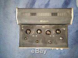 Jolida tube integrated amplifier Model JD302B modified KT90 tube. Project