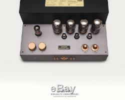 KT88 Vacuum Tube Integrated Amplifier Push-Pull HiFi Stereo Amp 60W×2 Classical