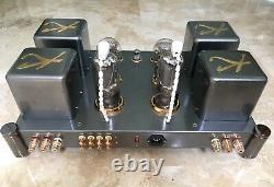 Ketch Audio MDI 3805 A Integrated Tube Amplifier 300B 805 6922 12AX7