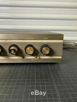 Knight 40 Watt Custom Assembly Stereo Tube Amplifier