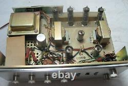Knight Model 935 Integrated Tube Amplifier==Sounds Nice