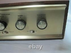 Knight Model KG-400 Tube Integrated Amplifier== EL-84 OUTPUTS
