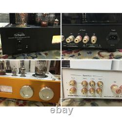 LM-518IA 845 Tube Amplifier Stereo Single-ended Class A Integrated Power Amp 44W