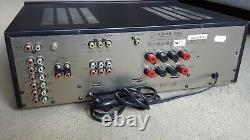 LUXMAN LV-105U Tube Hybrid Integrated Amplifier