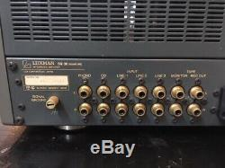 LUXMAN SQ-38Signature Tube Integrated Amplifier used 1995 JAPAN