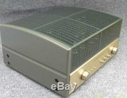 LUXMAN SQ-38 Signature Tube Integrated Amplifier USED JAPAN 100V vacuum vintage