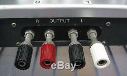 LUXMAN tube Integrated Amplifier KMQ60 #c0001