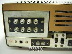 Lafayette Integrated Stereo Tube Amplifer / LA-214 / 6BQ5 12AX7 6CA4 - KT1