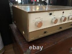 Lafayette LA-240 (Trio / Kenwood Japan) Integrated Stereo Tube Amplifier