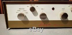 Lafayette LA 55 Mono Tube Integrated Amp