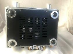Line Magnetic LM-Mini 218ia Integrated Amplifier EL-84 Tubes, Headphone Amp