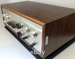 Luxman CL35 MKIII Tube Preamp NEW Old Stock Complete Collector Set