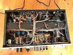 Luxman CL36 Tube Pre Amplifier Legens Luxman Preamp Vintage Tested