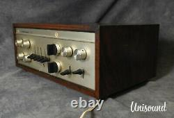 Luxman CL-35 ll Stereo Control Amplifier Tube in Very Good Condition