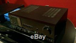 Luxman LV-105 Tube Integrated Amplifier