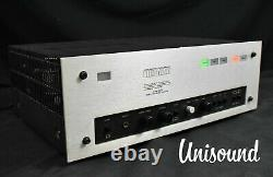 Luxman LX33 Stereo Integrated Tube Amplifier in Very Good Condition