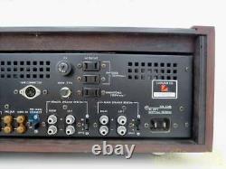 Luxman SQ38FD MK-II Amp Stereo Integrated Tube Pre Main Amplifier 2-533
