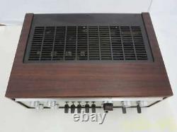 Luxman SQ38FD MK-II Stereo Integrated Tube Pre Main Amplifier Amp Serviced Ex++