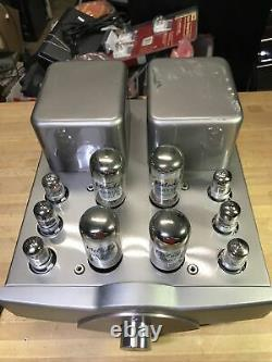 MELODY ONIX SP3 Integrated Amplifier Tube M041478 Home Audio AMP Rare TESTED