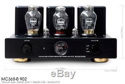 MING-DA MC368-B902 tube Integrated amplifer