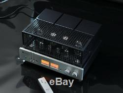 MUZISHARE X10 Tube Amplifier Single-ended Class A Power Amp Stereo Phono Preamp