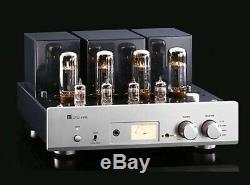 MUZISHARE X5 Integrated Amplifier EL34 x4 Tube AMP Push-Pull with Remote