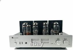 MUZISHARE X7 KT88 x4 Vacuum Tube Integrated Amp Power Amplifier MM Phono amp NIB
