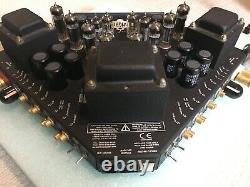 Manley Stingray Tube Integrated Amplifier