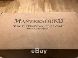 Mastersound Reference 845 Integrated Tube Amplifier Black Treasure 845 Valves