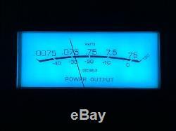 McINTOSH MA2275 ALL TUBE INTEGRATED AMPLIFIER / DISCONTINUED RARITY MA 2275