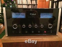 McINTOSH MA2275 ALL TUBE INTEGRATED AMPLIFIER / DISCONTINUED RARITY MA 2275 KT88