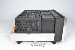 McIntosh MA2275 Vacuum Tube Integrated Amplifier KT88 12AX7