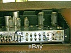 McIntosh MA230 Hybrid Integrated Amplifier and MR71 Tube Tuner (two-piece set)