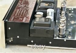 McIntosh MA230 Integrated Tube Amplifier Original Excellent Needing Service