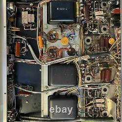McIntosh MA230 Tube Integrated Amplifier Serviced