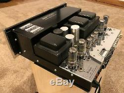 McIntosh MA230 vacuum tube integrated amplifier VINTAGE HI-FI CIRCA 1965