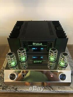 McIntosh MA252 Integrated Hybrid Amplifier Stereo Vacuum Tubes 160x2 HiFi Phono
