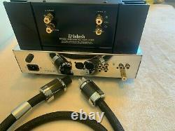 McIntosh MA252 Integrated Hybrid Tube / Solid State Amplifier, Phono MM 2x160wpc