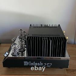 McIntosh ma252 Hybrid Tube Integrated Amp Withbox Remote