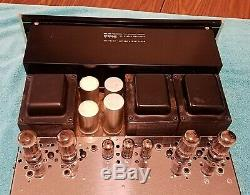 Mcintosh MA230 Integrated Amplifier 30 x 2 tube amp SS preamp with Wood cabinet