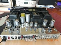 Mcintosh MA-230 tube Integrated amplifier with phono inputs