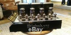 Mcintosh MC275 VI Tube Amplifier Withgold Lion Kt88