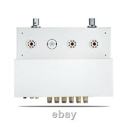 Mini EL34 Vacuum Tube Integrated Amplifier Class A Single-Ended Stereo Power Amp