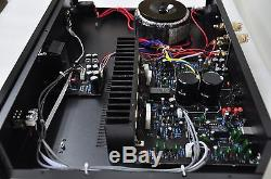 Mistral MM-6 150Wx2 Hybrid Integrated Tube Amplifier with Pre Out & USB DAC