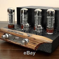 Music Angel MENG EL34 x 4 MINI L3 Vacuum Valve Hi-end Tube Integrated Amplifier