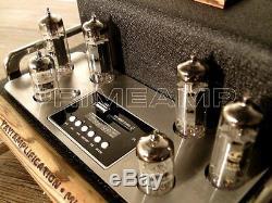 Music Angel MENG MINI YAYI USB 6P1 6AQ5 Hi-end Vacuum Tube Integrated Amplifier