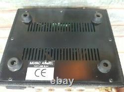 Music Angel MENG MINI YAYI USB 6P1 6AQ5 Vacuum Tube Hi-end Integrated Amplifier
