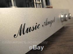 Music Angel XDSE YC-505MK EL34B Vacuum Tube Hi-end Tube Integrated Amplifier