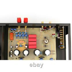 Musical Paradise HiFi Tube Integrated Power Amplifier Stereo Class A Amp USB DAC
