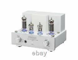 NEW TRIODE Pearl Vacuum Tube Integrated Amplifier 6BQ5 from Japan DHL Fast Ship